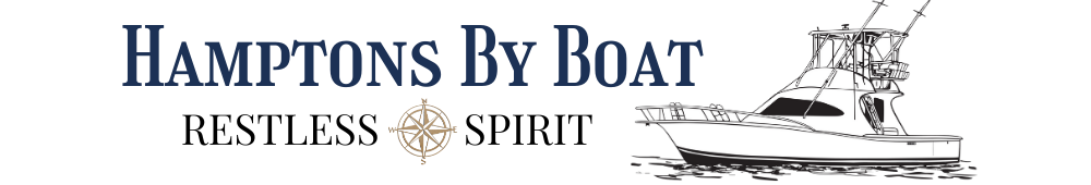 Hamptons by Boat Logo